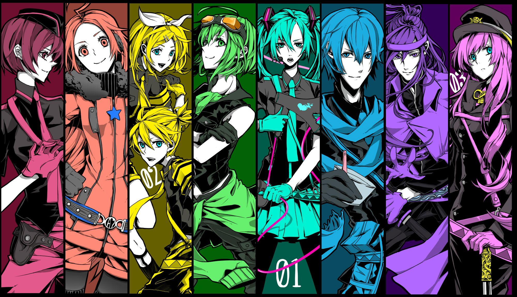 Love is War The Team Hatsune miku, Anime, Vocaloid