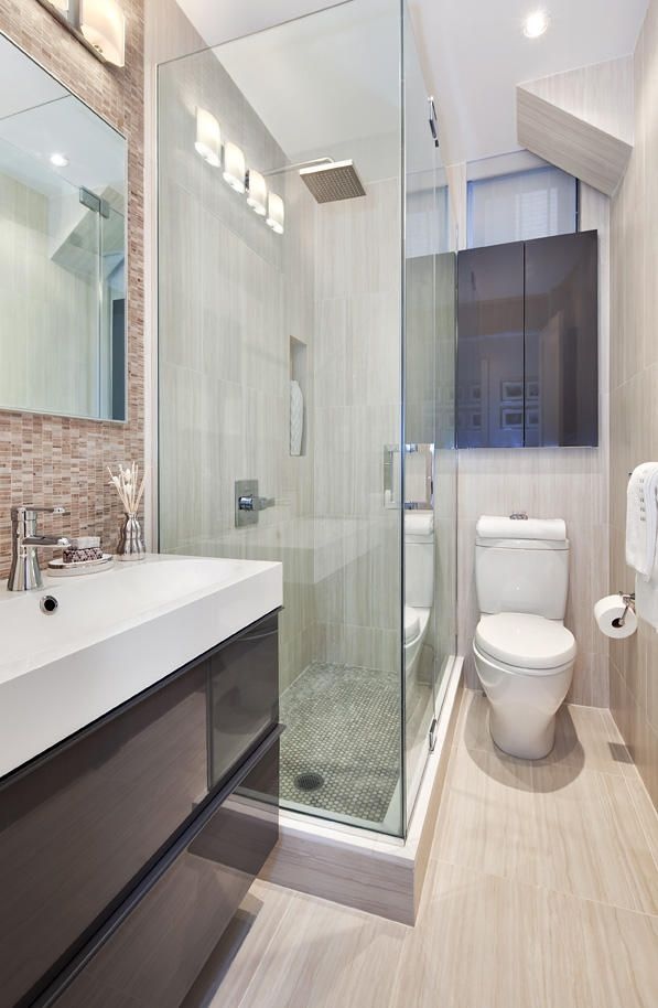 Small Bathroom Design Nyc modify interiors takes on new york city contemporary apartment