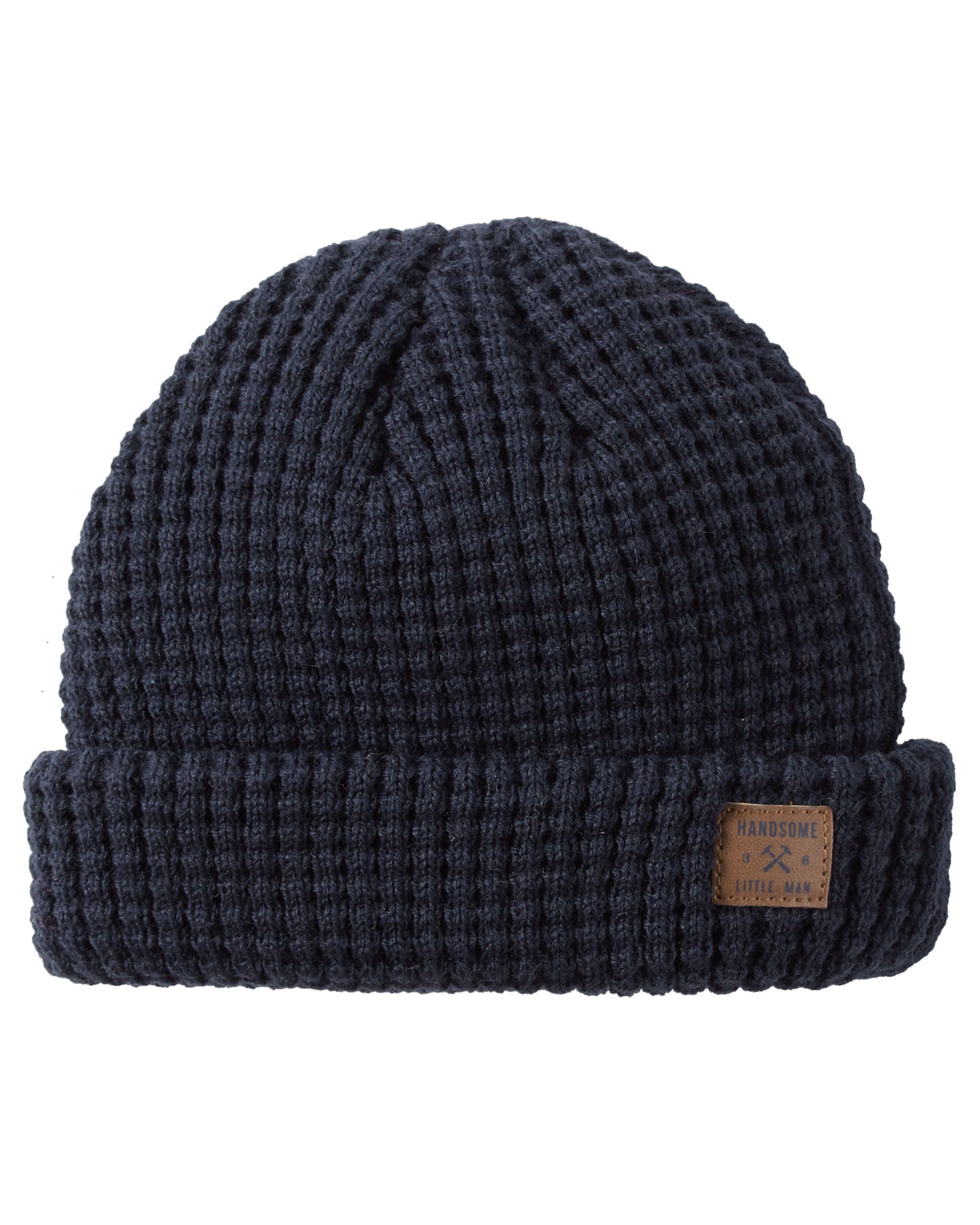 Knit Beanie From Carters Com Shop Clothing Amp Accessories