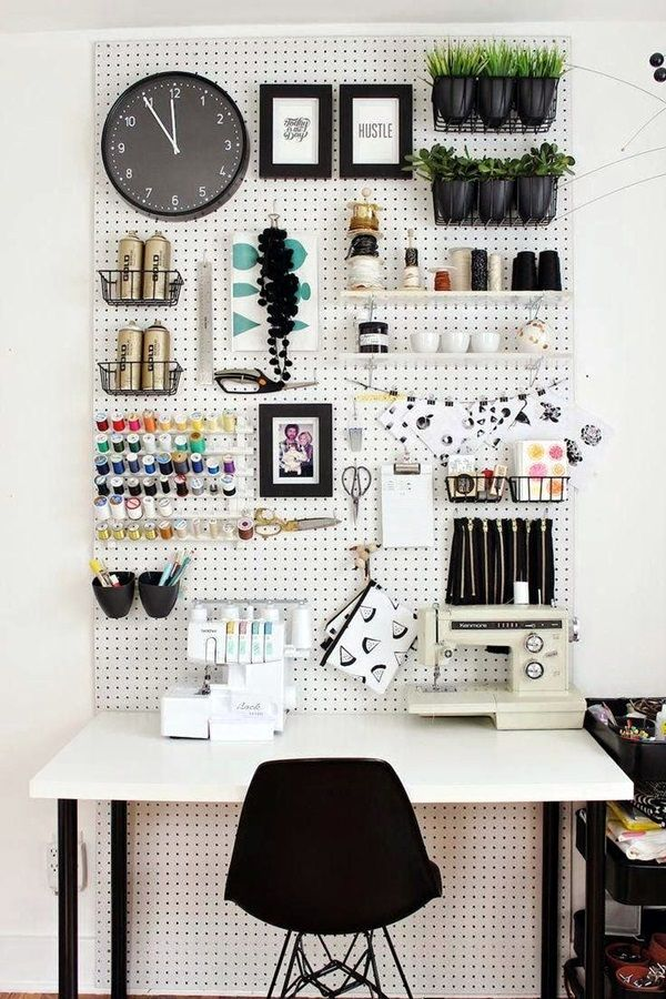 40 cool and inspirational pin board wall ideas craft room ideas rh pinterest com