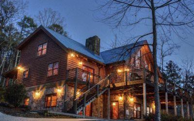 Large Cabin Rentals In Helen Ga Georgia Mountain Rentals Georgia Cabin Rentals Big Sky Lodge Cabin