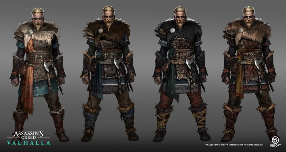 Ubisoft Assassin S Creed Valhallaart Blast Artstation Magazine Assassins Creed Assassin S Creed Hidden Blade Assassins Creed Artwork