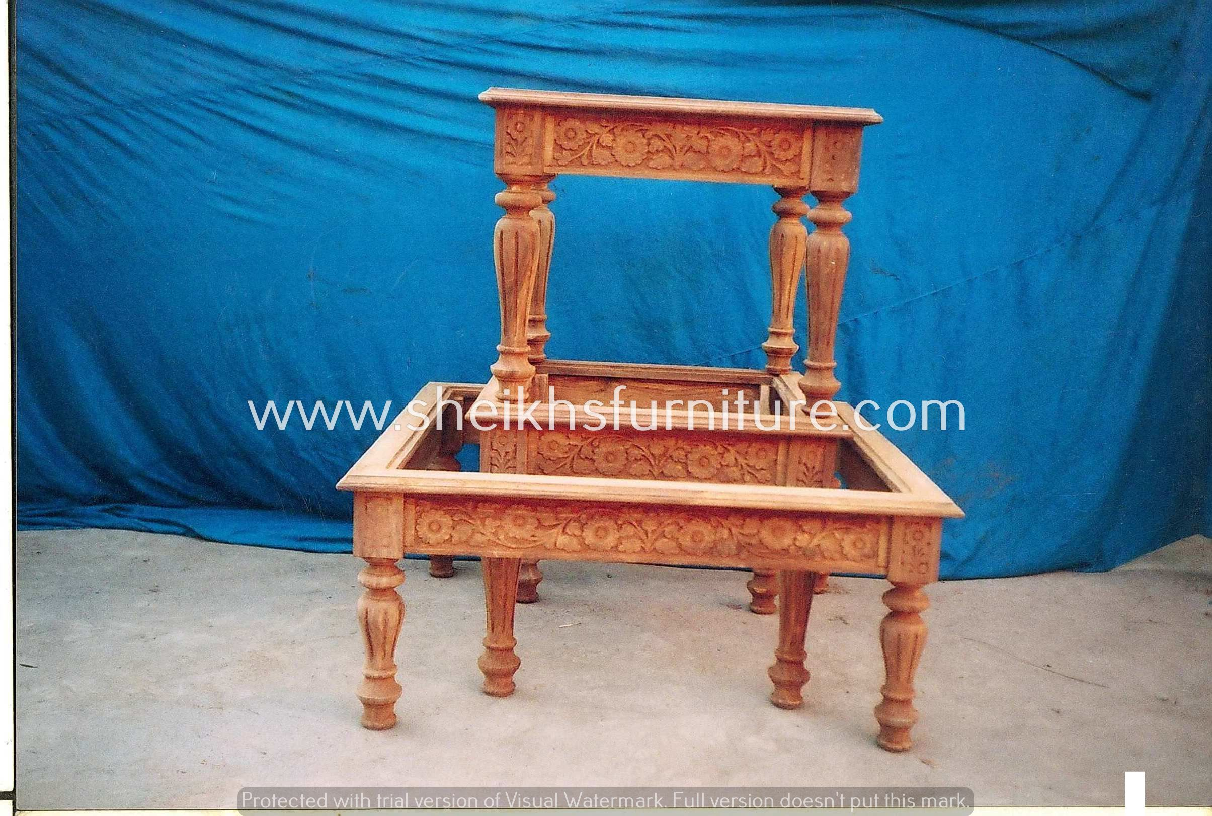 this is our solid classic rosewood center table set this center rh pinterest com