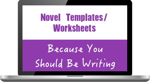 free novel outline templates and worksheets for download writing