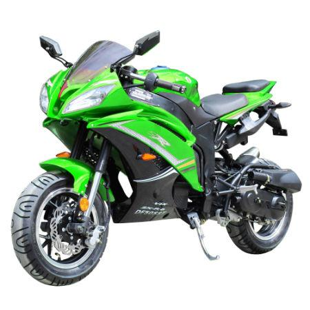 50cc Ninja Street Legal Motorcycle 50cc