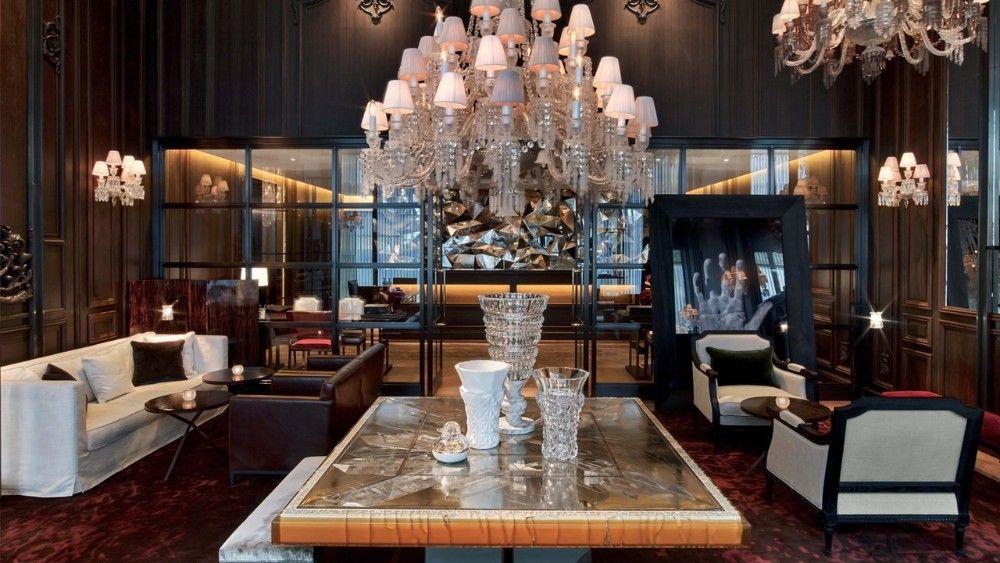 Luxury Hotels Designs by Gilles u0026 Boissier