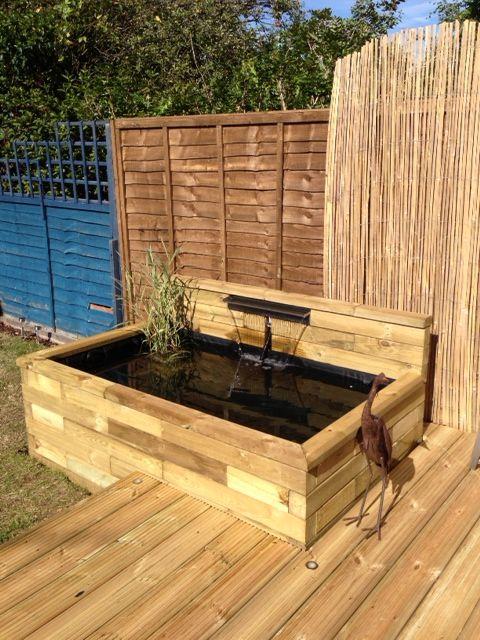 Woodblocx pond progetti da provare pond raised pond e for Stagno per tartarughe