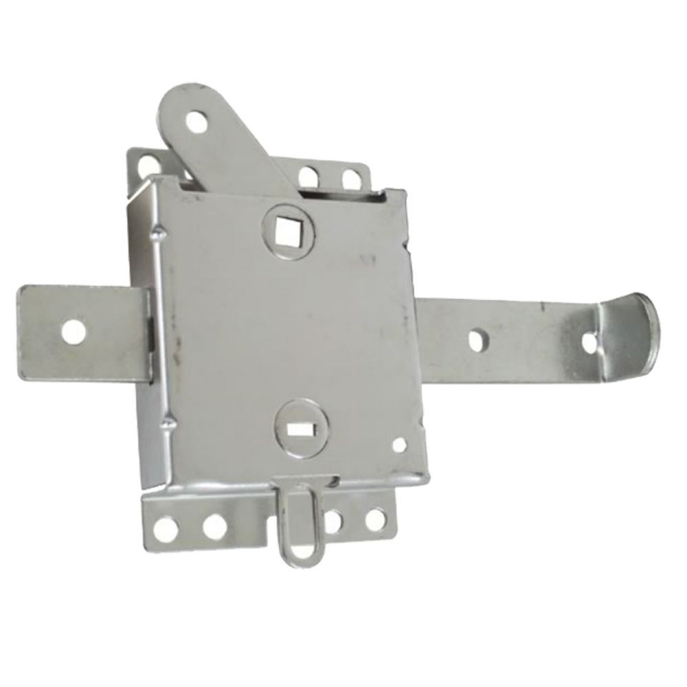 Galvanized Steel Garage Door Slide Lock Garage Door Hardware Bolt Lock Door Bolt Lock
