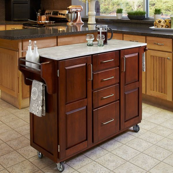 Pics Of Small Kitchen Island On Wheels Google Search