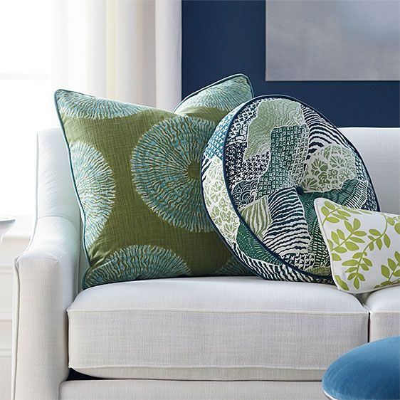 Torrance, California, Bassett Furniture, Custom Pillows, Custom Accent  Pillows, Custom Throw