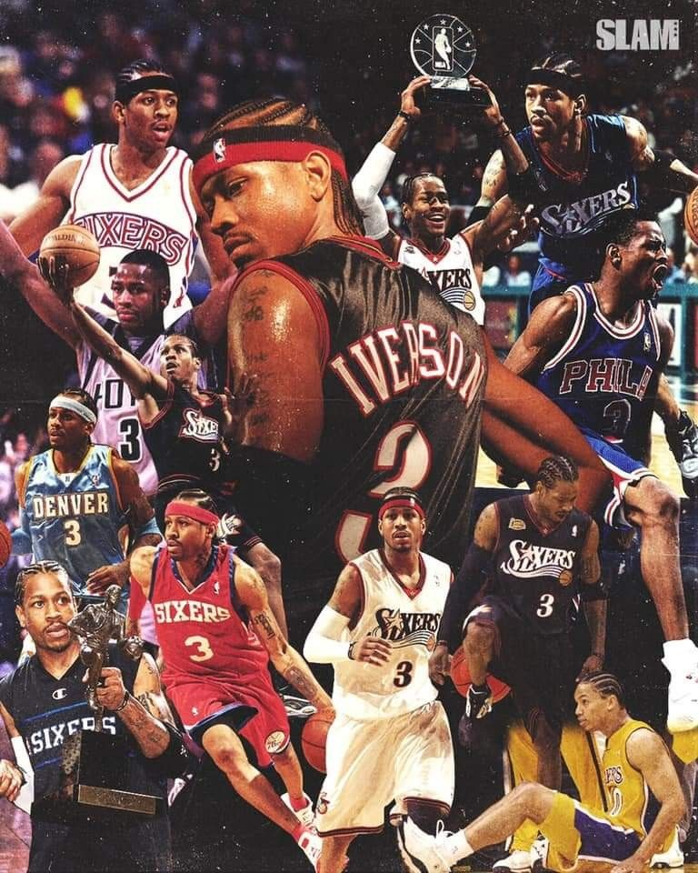 Allen Iverson Best Nba Players Allen Iverson Basketball Photography