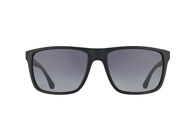 ab69c5be33f7 NWT Emporio Armani Sunglasses EA 4033 5229 T3 Polarized Black Gray Gradient  Gray