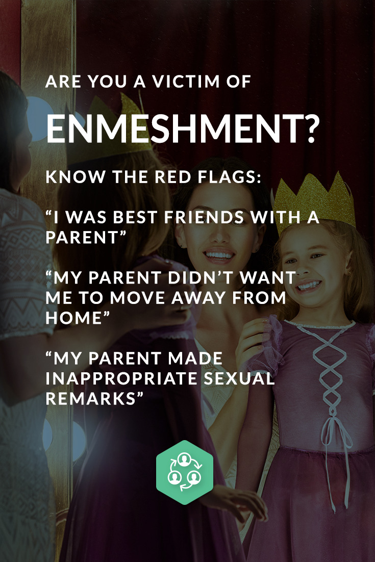 Mother son enmeshment signs