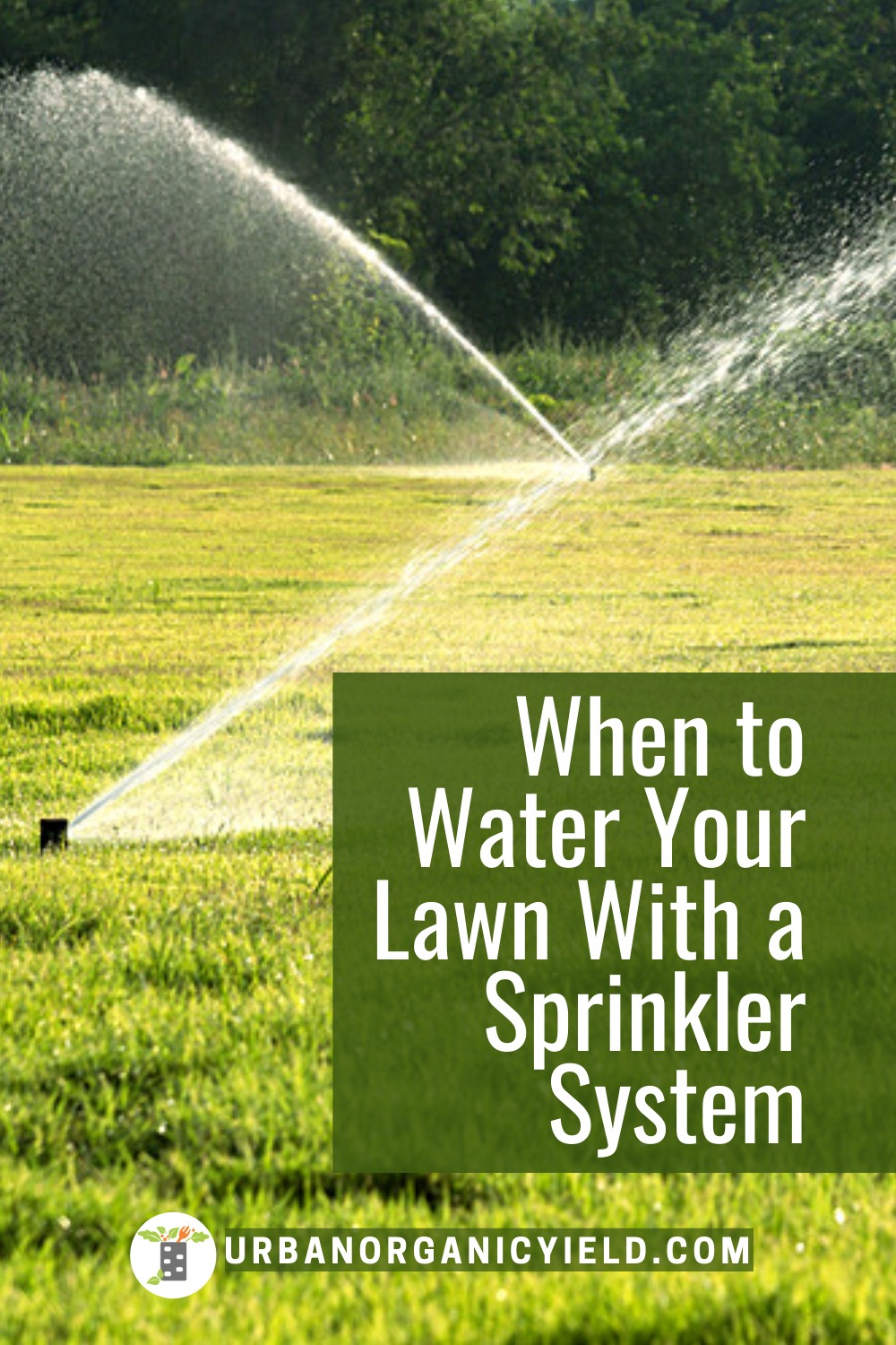 How Long Do I Water My Lawn With A Sprinkler System In 2021 Sprinkler System Sprinkler Lawn Sprinklers