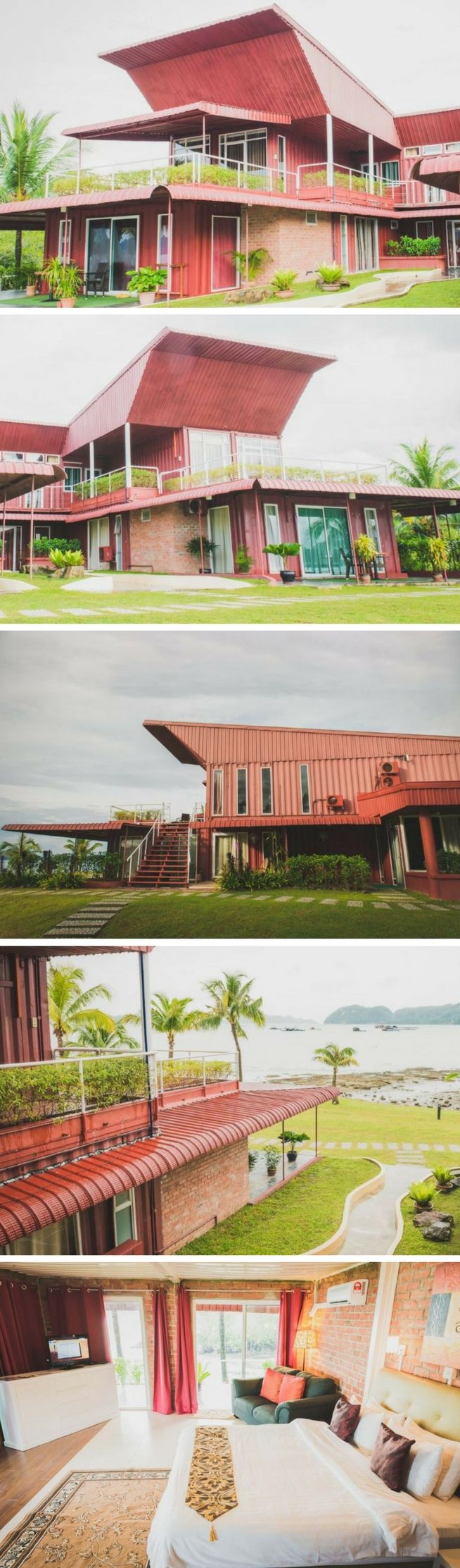 The ocean residenceus container house luxury shipping container