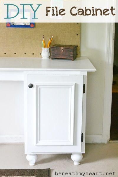 diy file cabinet hometalk diy diy file cabinet diy furniture rh pinterest com
