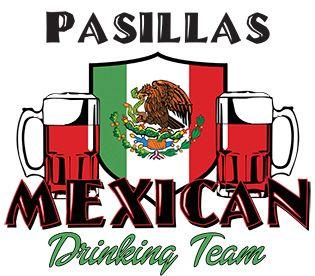 Pasillas Drinking Team