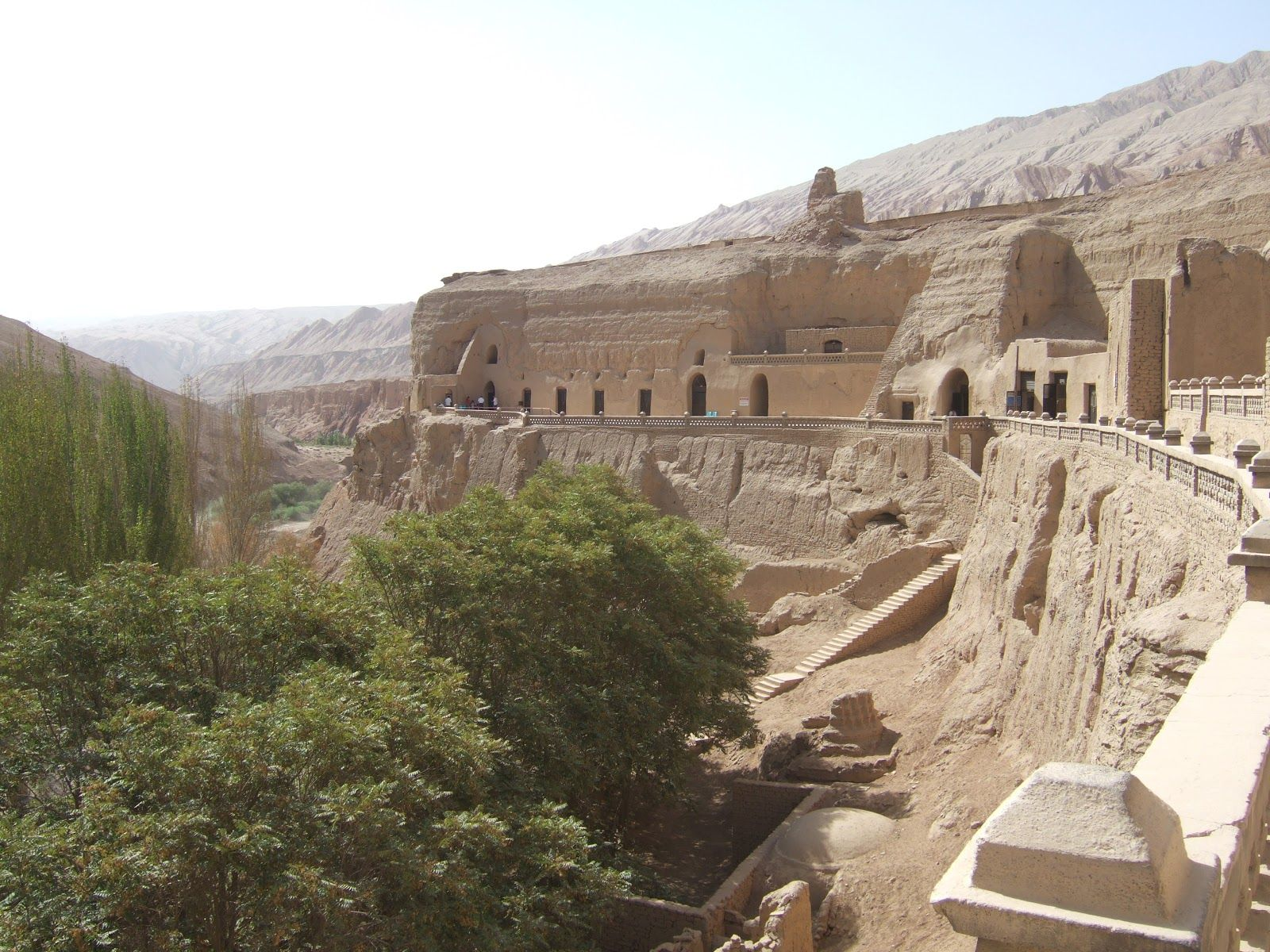 Here, There and an Attempt on Everywhere: Silk Road-China