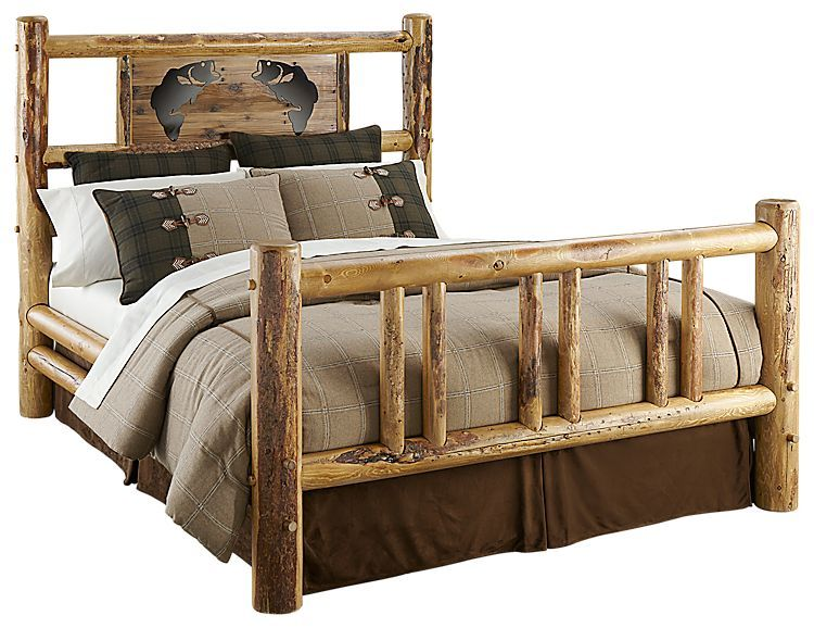 Lodgepole Bedroom Furniture Collection Bass Bed Furniture