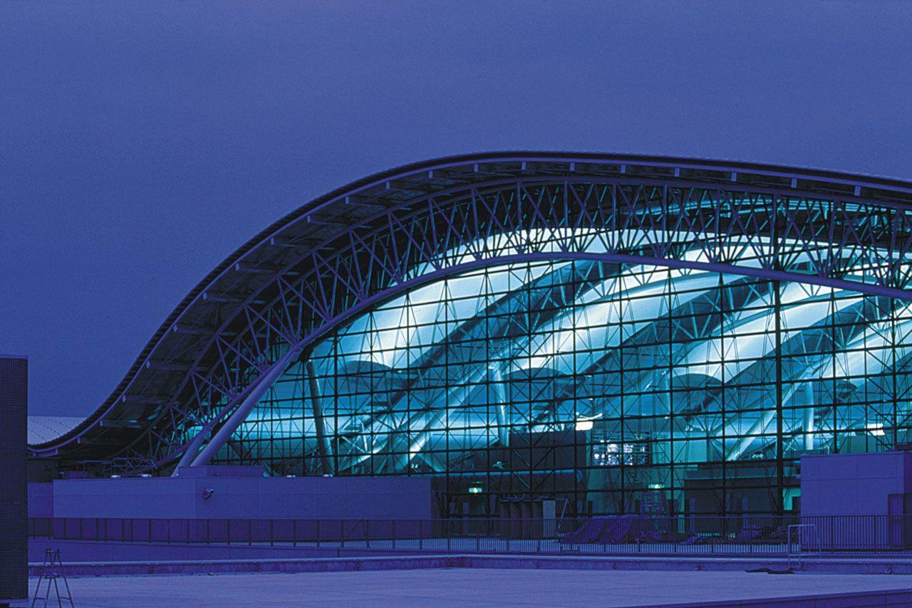 High Tech Architektur: Renzo Piano Building Workshop