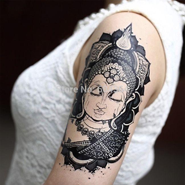 Fifteen Awesome Buddha Tattoos For Women Buddha Tattoos Buddha
