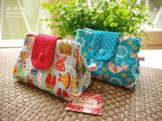 {Ana Bag} (Gizoca) Etiquetas: bolsa artesanía hecha a mano manualidades tela monedero monedero tec …