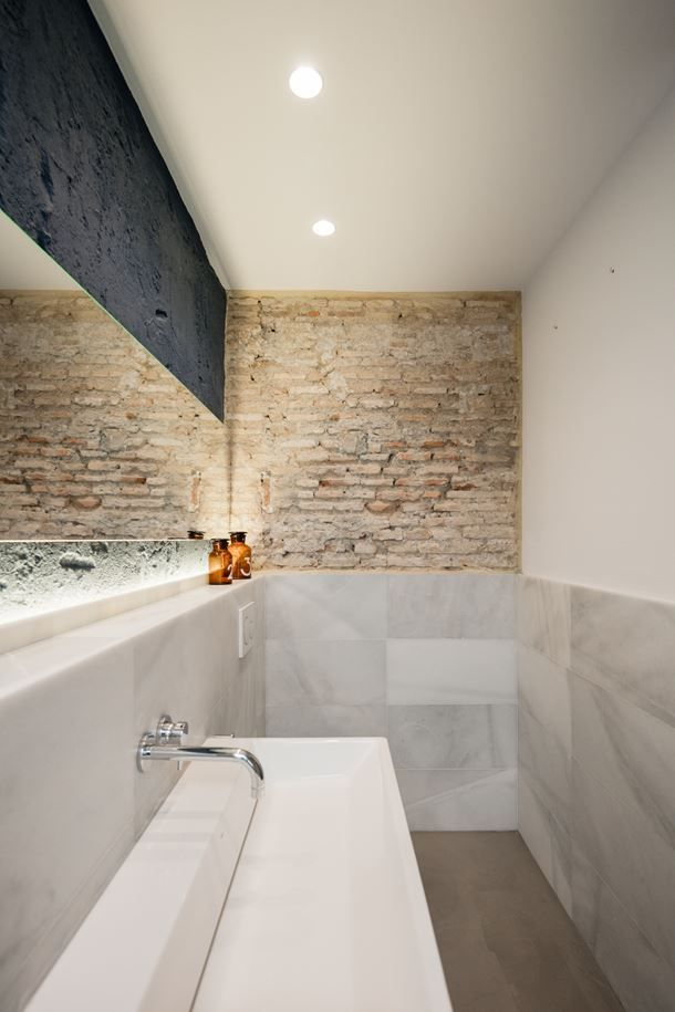 Twentieth Century Apartment with a Modern Interior Modern