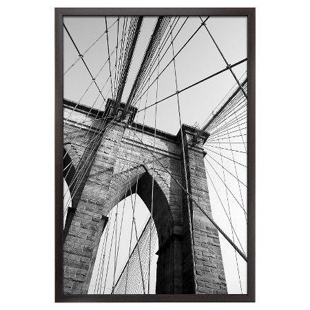 Display Frame 24x36 - Grey : Target   wall hangings   Pinterest ...