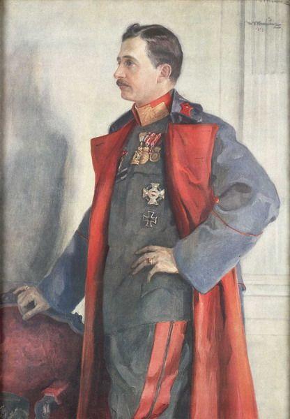 El emperador Carlos de Austria