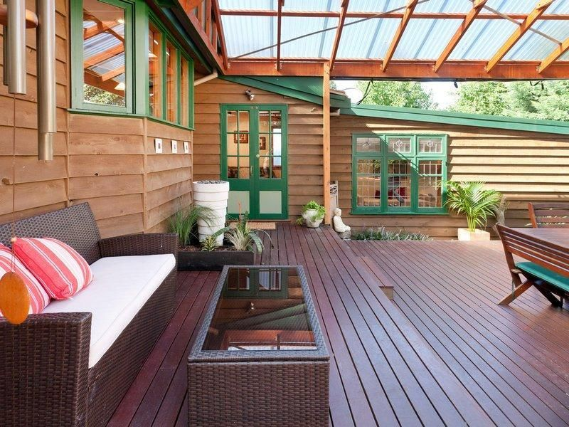outdoor area ideas with deck Outdoor living