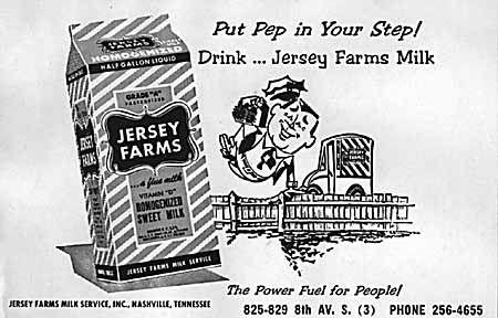 Historic Nashville:Jersey Farms