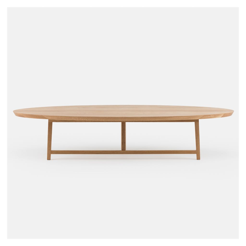 trio coffee table oval white oak in 2019 products pinterest rh pinterest co uk