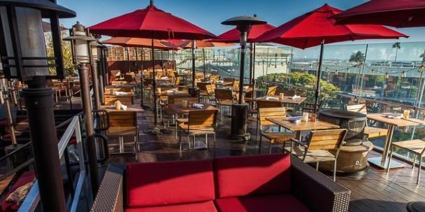 Sonoma Wine Garden In Santa Monica