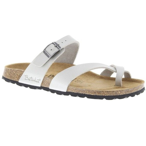 af7a03c9f891 Betula by Birkenstock Mia Slip-On Sandal ( 50) ❤ liked on Polyvore  featuring shoes