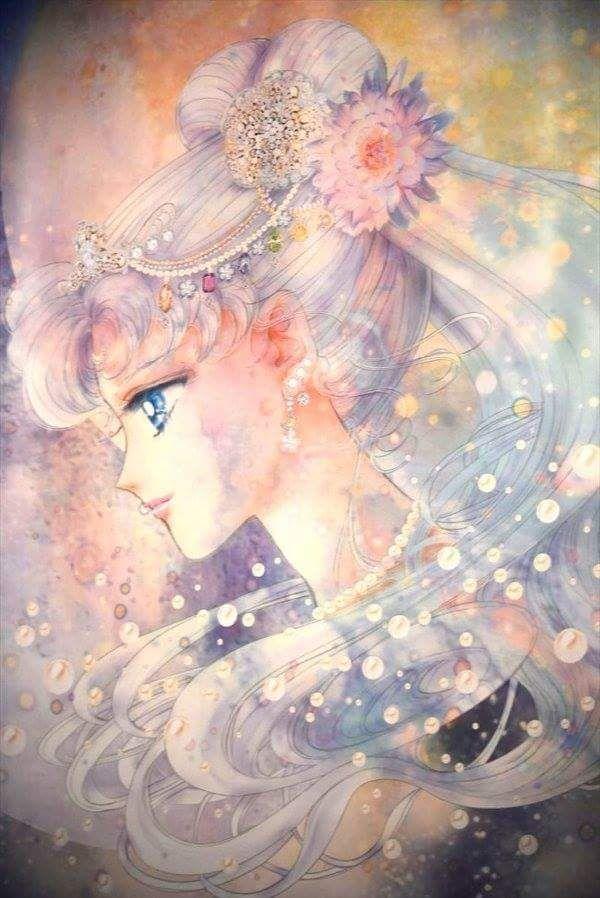 New original Naoko Takeuchi art for 2016 exhibition at Tokyo