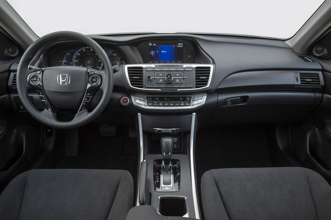 2015 Honda Accord Interior Honda accord sport, Honda