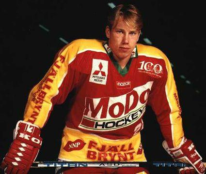 Swedish Elite League Leksands IF jersey | Hockey, National ...