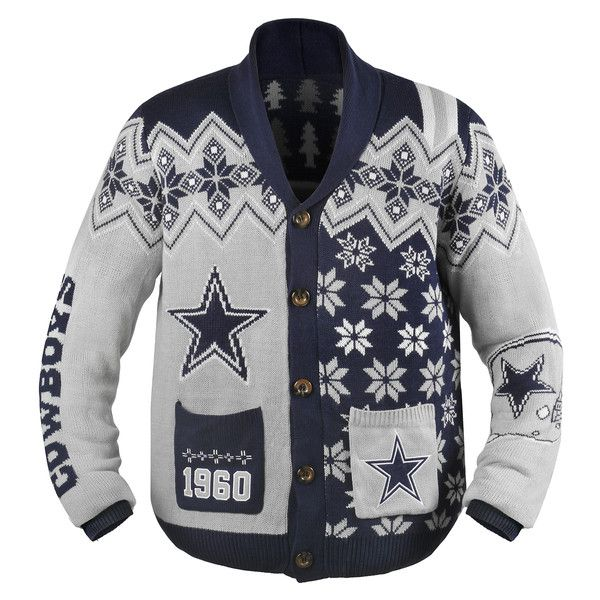4c5a6cb98f1 Dallas Cowboys Ugly Cardigan available at uglyteams.com. Check out  uglyteams.com for other merchandise and accessories!  Dallas  Cowboys