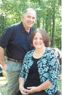 Tommy and Jenny Galloway of New Bern celebrated their 40th wedding anniversary on July 25, 2015, with a renewal of vows and dinner in an outdoor ceremony at their home.