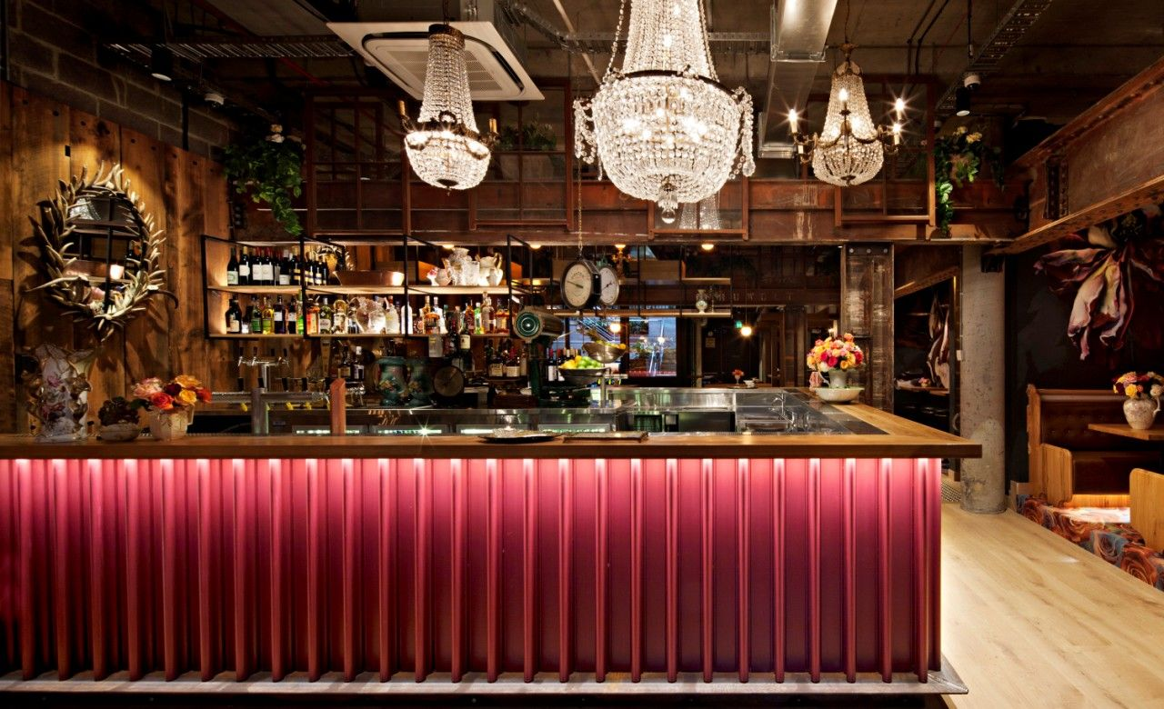 Gloria London Restaurants Italian Restaurant London