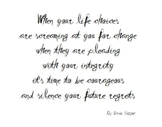 #quotes #foodforthought By Ernie Kasper