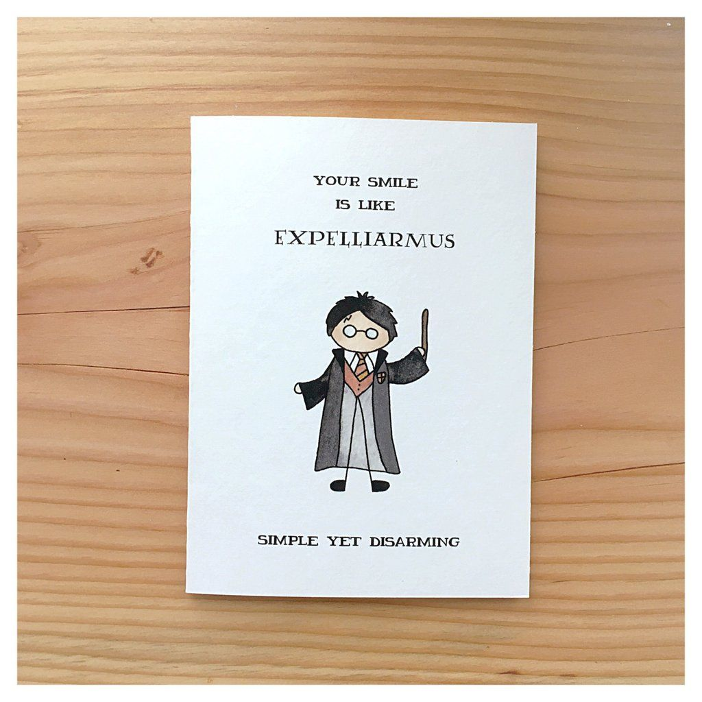 22 Harry Potter Valentine S Day Cards They Are Wand Erfully Punny Harry Potter Valentines Harry Potter Birthday Cards Harry Potter Cards