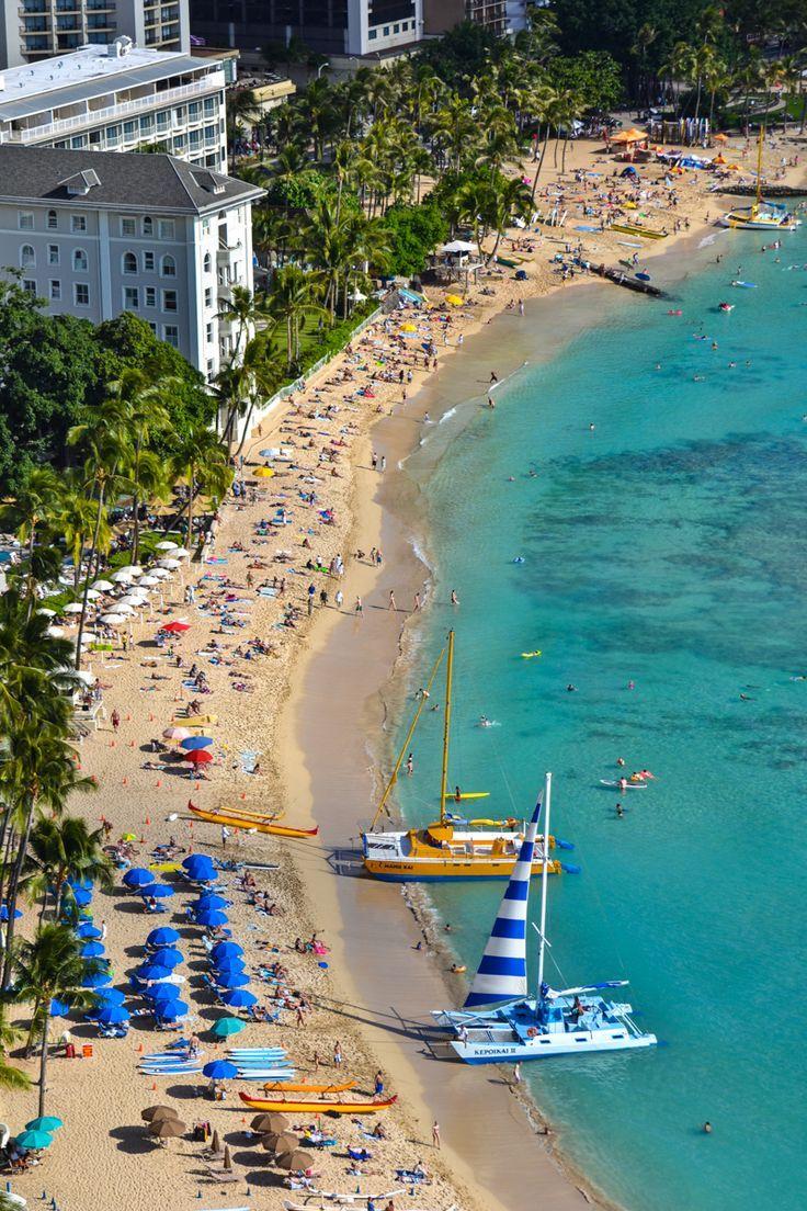 Best Tourist Area In Hawaii