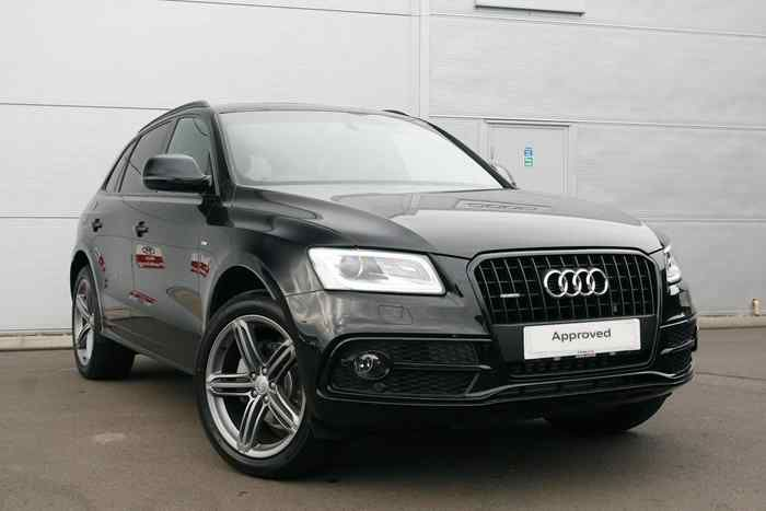 Used Audi Vehicles For Sale At Crewe Audi Audi Cars Audi Used Audi