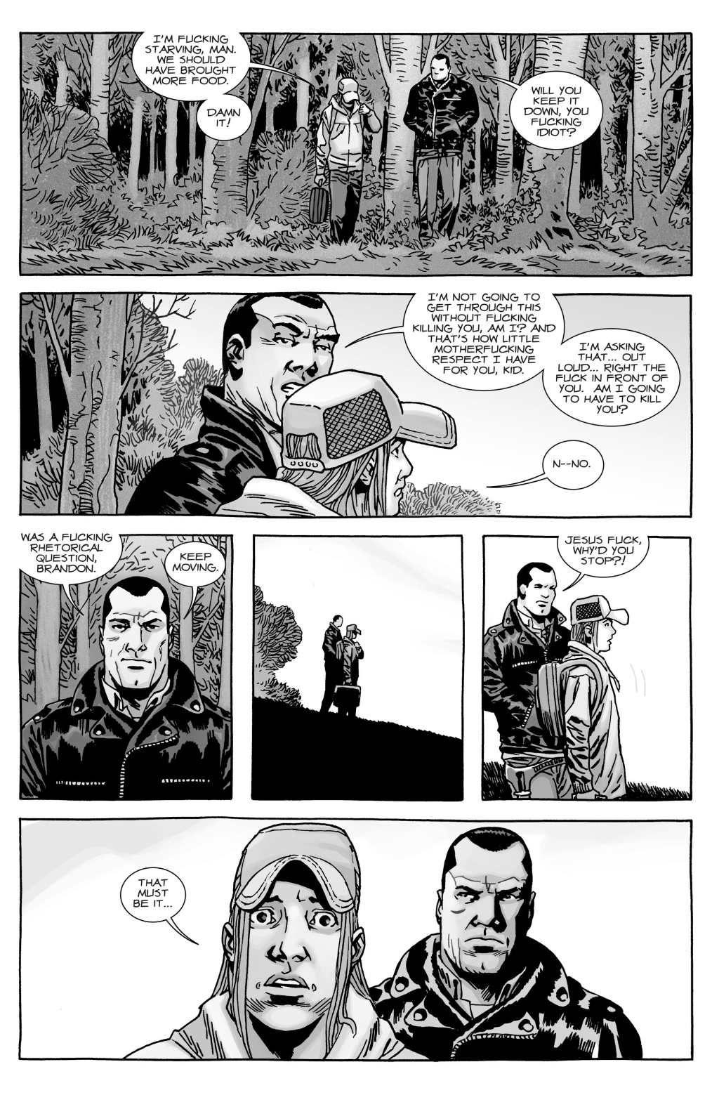 Read Comics Online Free - The Walking Dead - Chapter 153