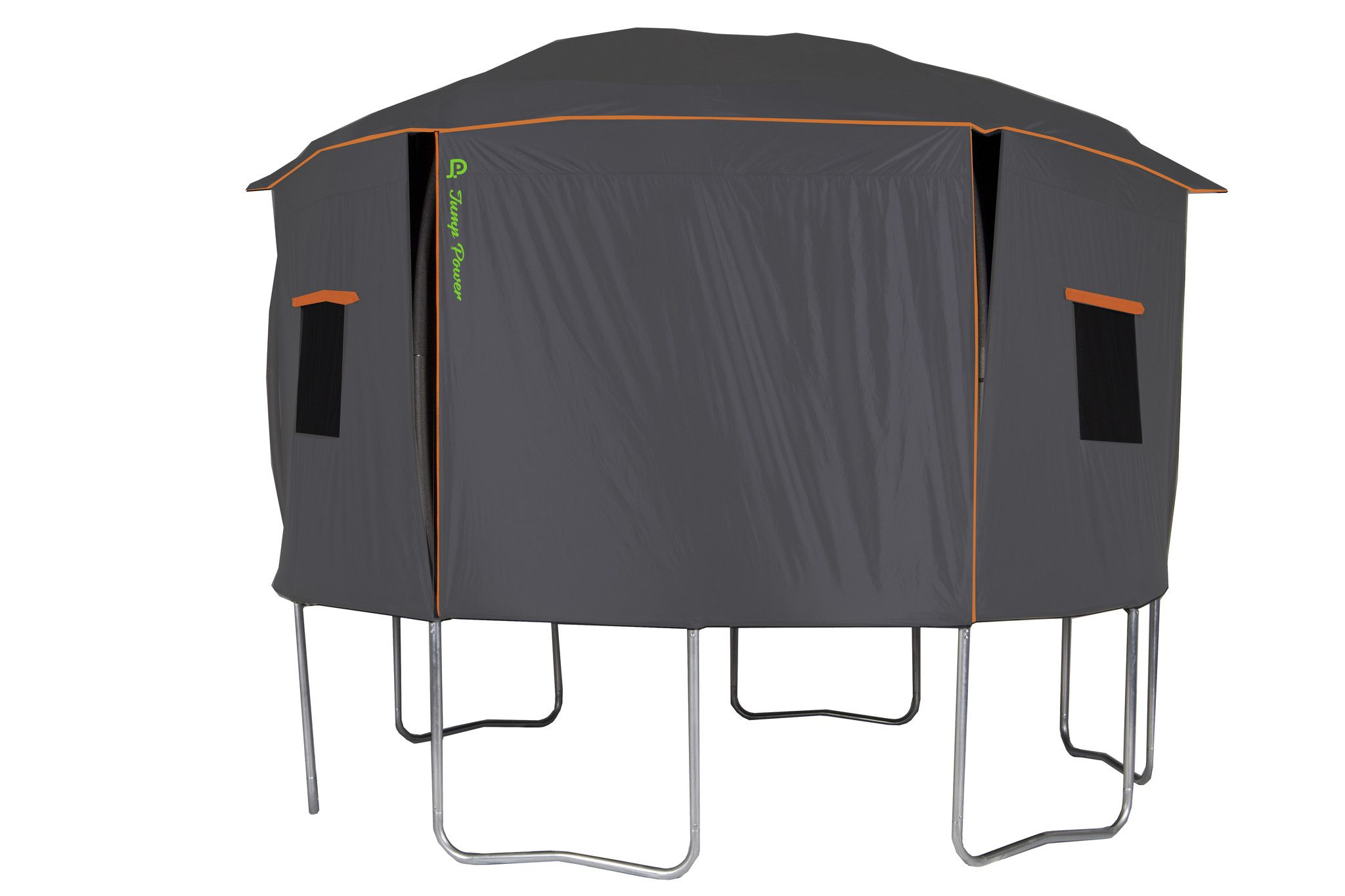 Jump Power Trampoline Tent Sizes Available 14ft Trampoline Tent Backyard Trampoline Trampoline Safety