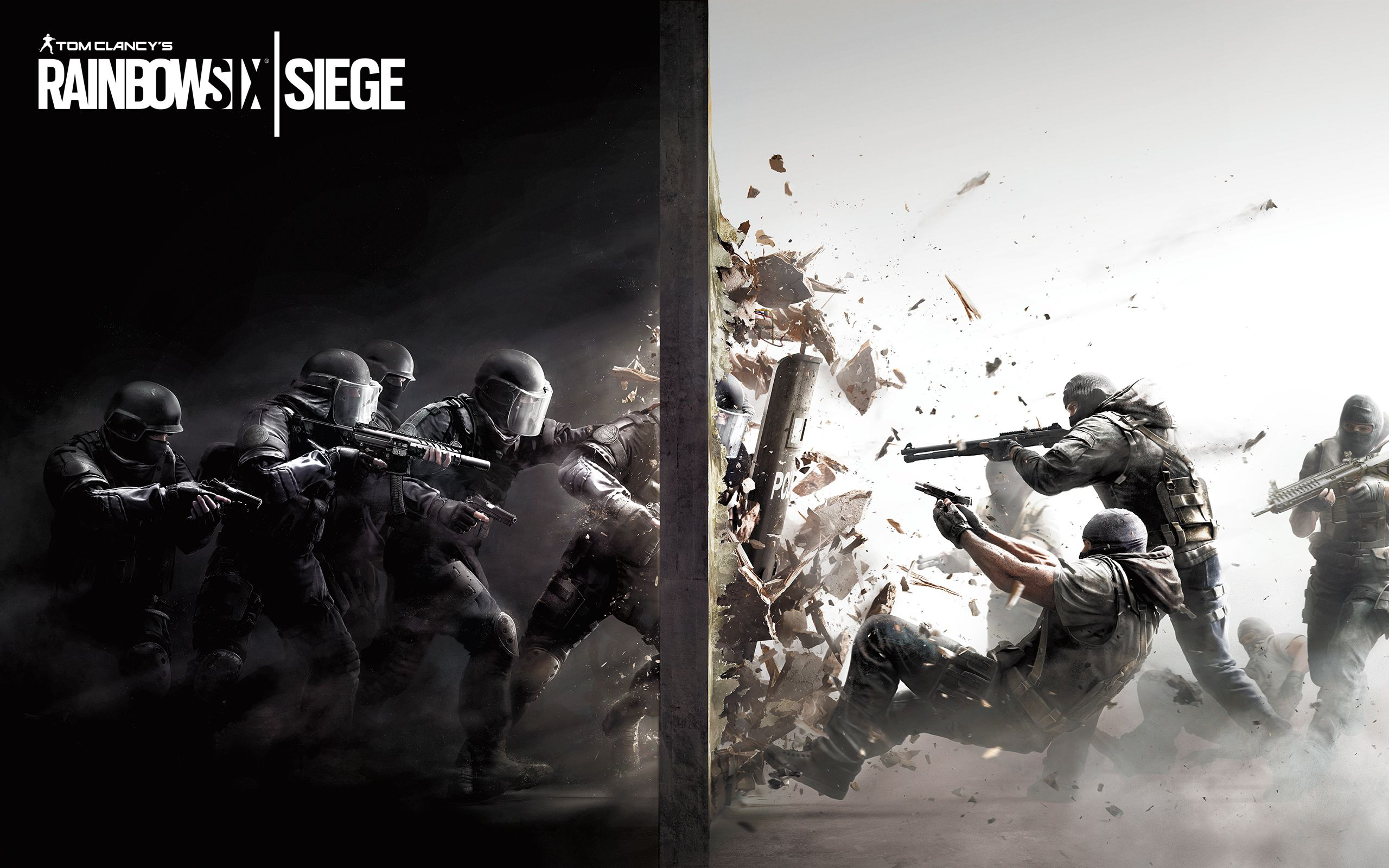 Review Rainbow Six Siege Xbox One With Images Tom Clancy S