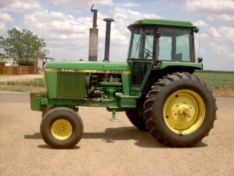 John Deere 4440 Rim : John deere pinterest tractor