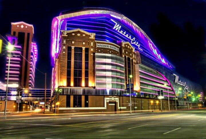 motorcity casino michigan motor city detroit detroit michigan rh ar pinterest com