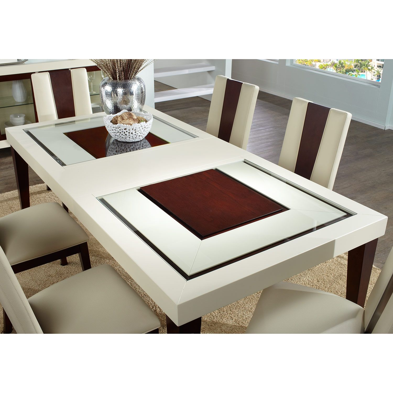 Zeno Dining Table The Brick Rectangle Dining Table Wooden